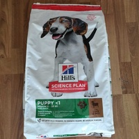 Hill's puppy medium lamb with rice 14kg
