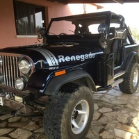 Jeep Renegade 0,4L 1974