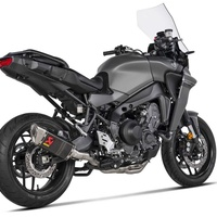 Yamaha tracer 9 akrapovic exhaust carbon full system