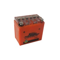 Motorcycle gel battery 12v 6ahc10 80a