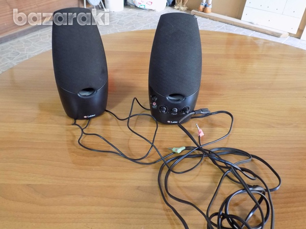 Labtech powered speakers-1