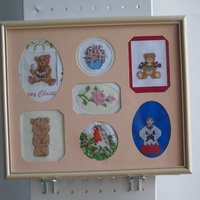 Hand embroderies