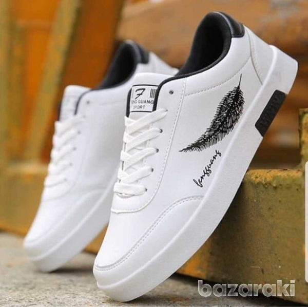 Feather sneakers-2