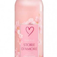 Faberlic. storie d'amore shower gel, cherry blossom