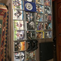 Ps 3 with 25 games