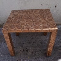 Olive wood table