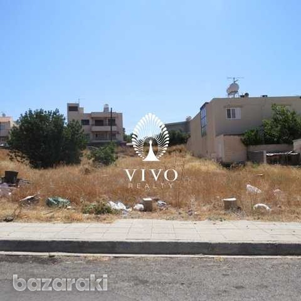 Residential plot of 706 m2 in agia fyla-2