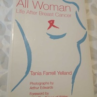 All woman life after breast cancer book