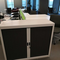 Office cabinets 100x120x45