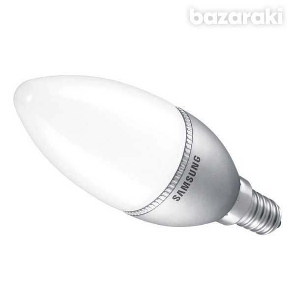 Samsung led candle e14 5.5w frosted dimmable-2