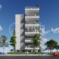 Under construction whole floor two bed apartment in latsia