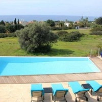 5 bedroom detached villa in pegeia - sea caves