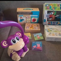 Bundle of toys for kids from 3 year old and up