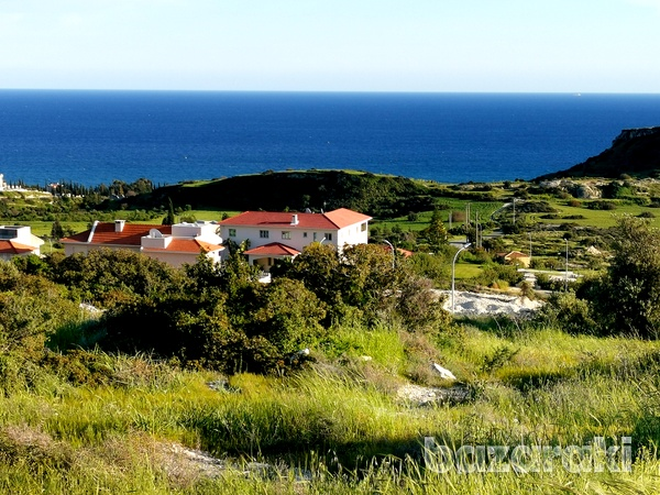 Land in ayios tychonas with unobstructed sea view-4
