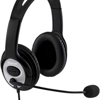 Microsoft lifechat lx-3000 headset black