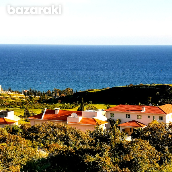 Land in ayios tychonas with unobstructed sea view-3
