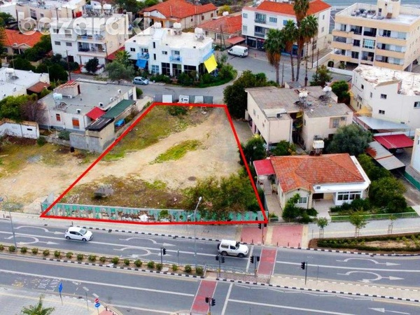 Commercial land 1143 m²-3