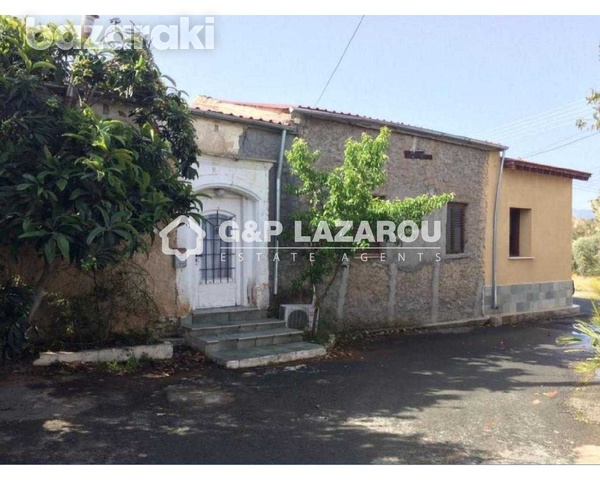 2 bedroom semi detached house in agios ioannis malountas, nicosia-3