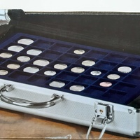 New aluminium coin case - look at the pictures