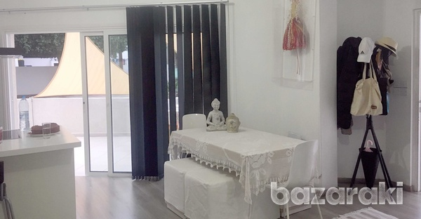 2 bedrooms ground floor flat in strovolos-2