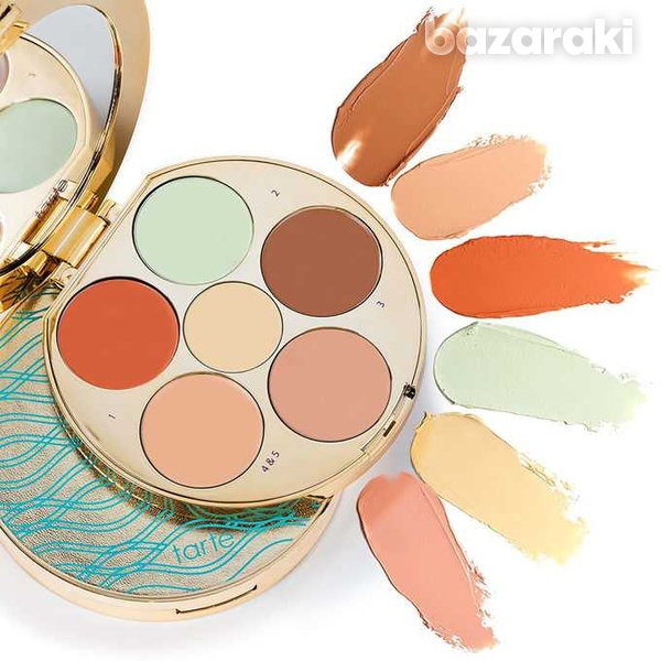 Tarte rainforest of the sea wipeout color-correcting palette-4