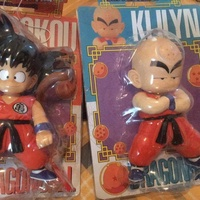 Dragonball figures set