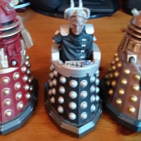 Dr doctor who dalek collectors set