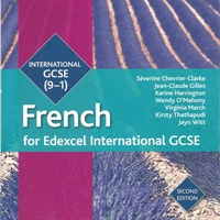 Edexcel international gcse french student book 2nd edition