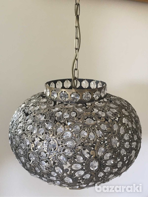 Marks and spencer moroccan style ceiling light-3