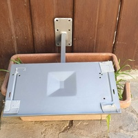 Tv stand old type wall mount
