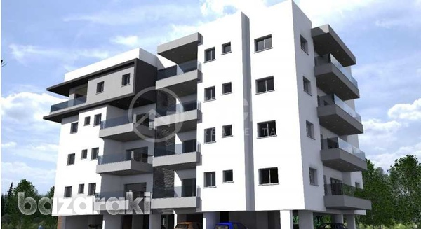 Under construction one bedroom apartment in strovolos-3