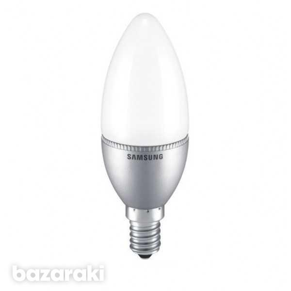 Samsung led candle e14 5.5w frosted dimmable-1