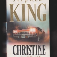 Christine-stephen king used