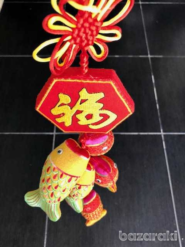 Happyness a hanging chinesse ornament-2