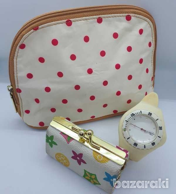 Watch with gifts