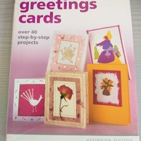 The big book of greetings cards. brand new
