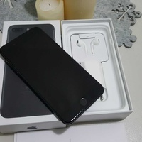 Apple iphone 7 plus 128gb black - with box and accessories