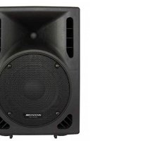 Professional 10 inch active speaker