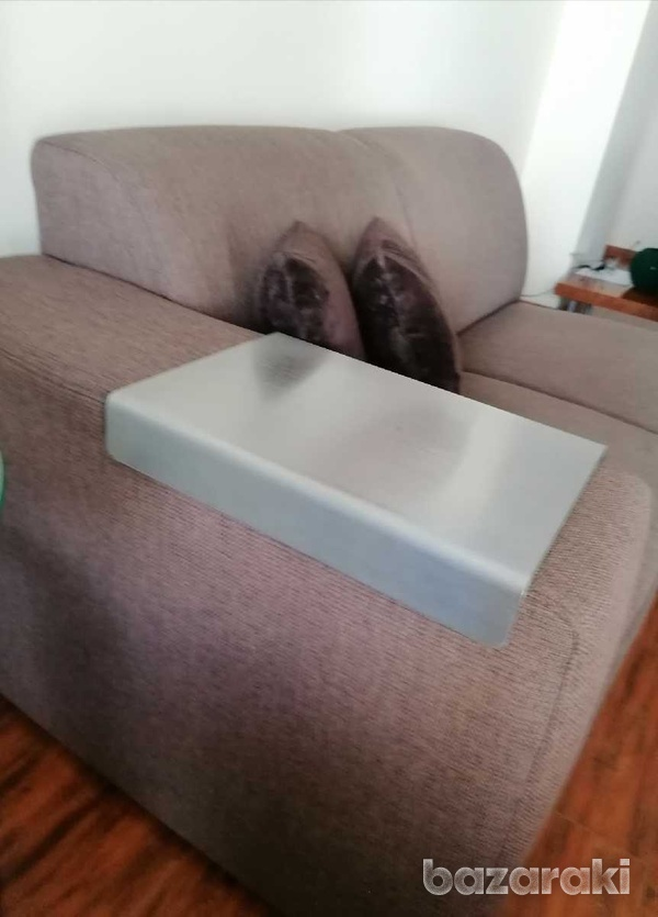 Stainless steel upholstered furniture device