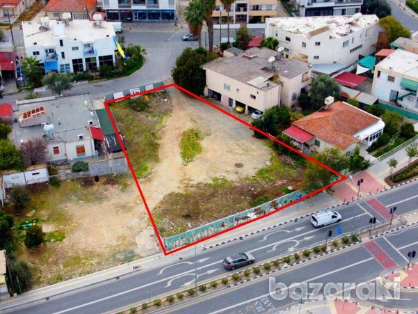 Commercial land 1143 m²-1