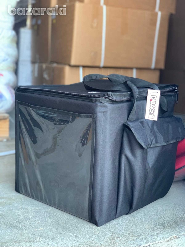 Insulated delivery hand bag-2