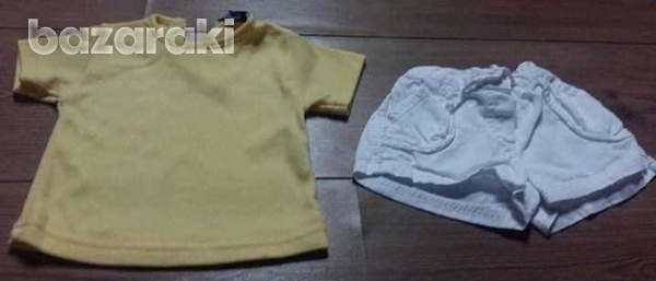 Baby shorts and t-shirt set 6-12 months