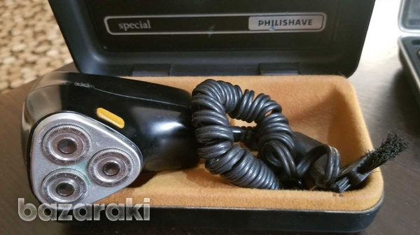 Philips and russian electric shavers-2