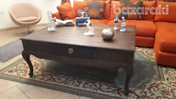 Living room center table - τραπέζι καθιστικού-4