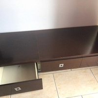 Ikea low chest of 3 drawers χαμηλό με 3 συρτάρια