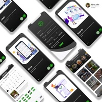 I will design and code android,ios mobile apps