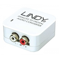 Lindy analogue stereo to spdif digital audio