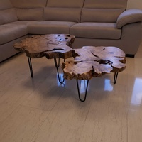 Side by side coffee table