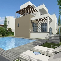 Modern 4 bedroom detached house in peyia area