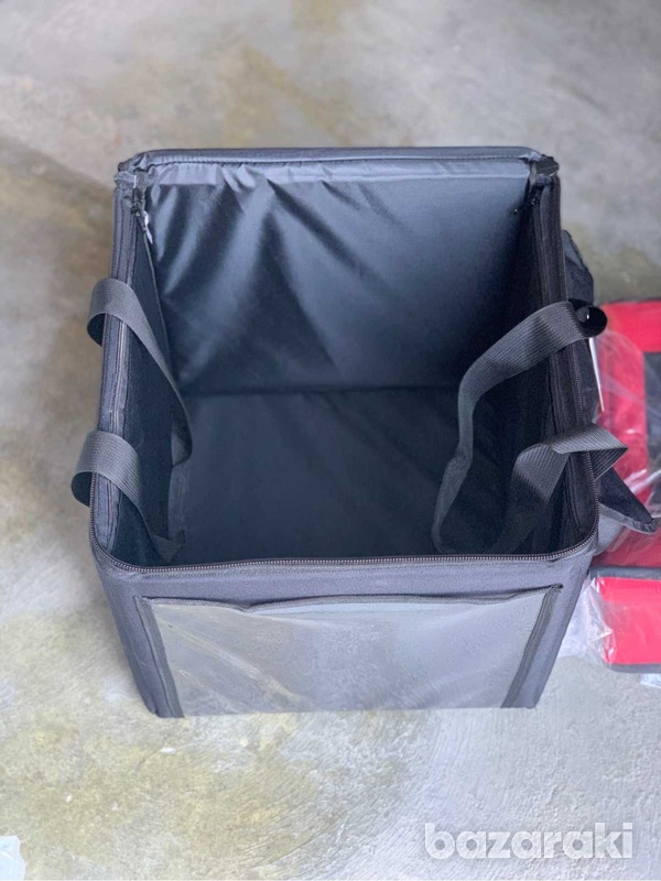 Insulated delivery hand bag-3